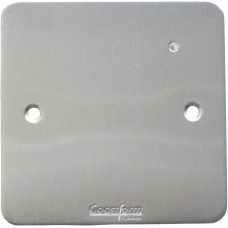Touch Switch Plate, Blank, Wall Mount